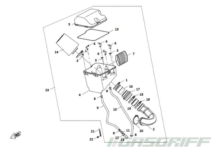 Benelli Ersatzteile Leoncino 500 Abs